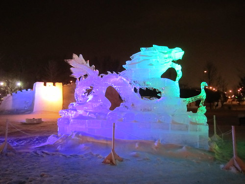 Ice on Whyte 2012