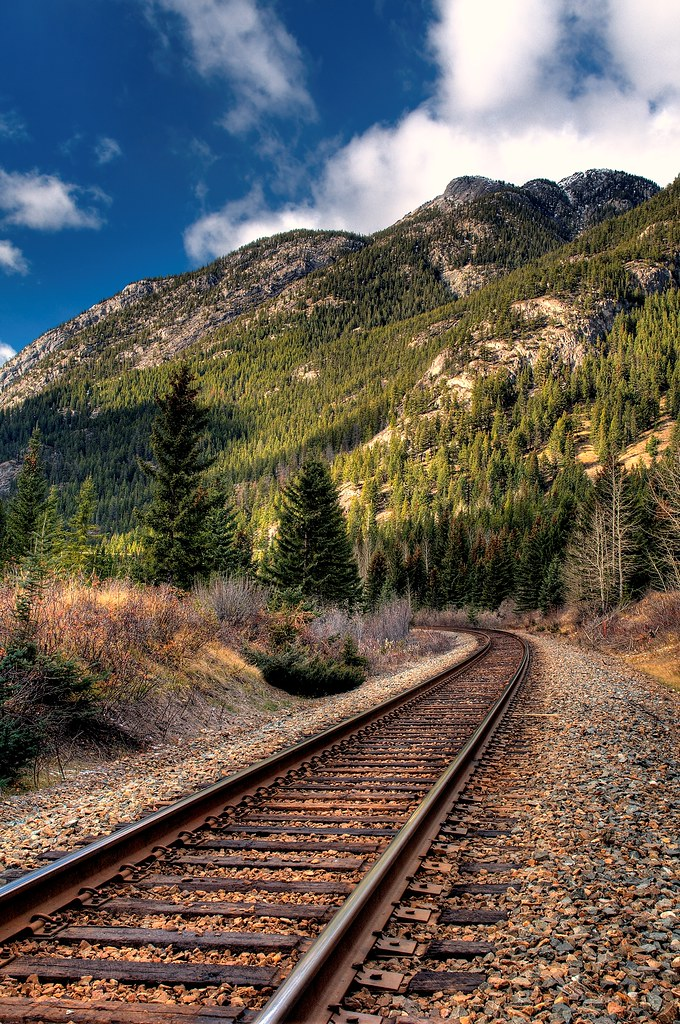 Mount Cory And Railroad