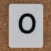 Tile Letter o