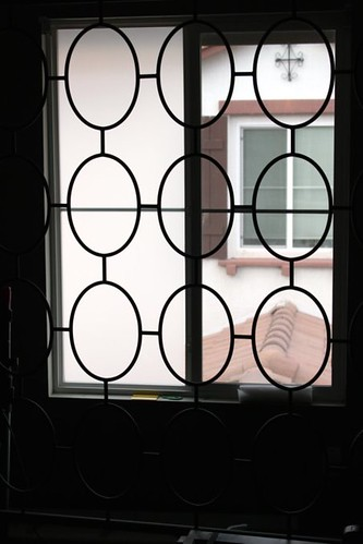 Master Bedroom Window Films