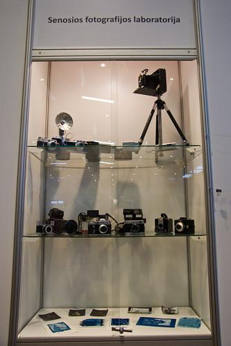 Senosios fotografijos laboratorija