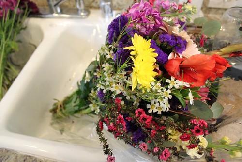CSA Flowers 3/31/2012