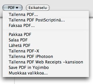 pdf-valikko
