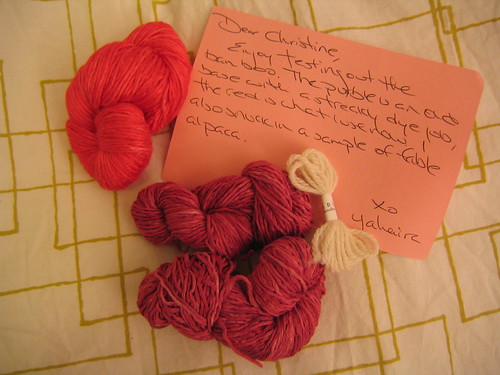 samples from pureknits
