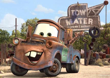 A Guide To The Real Life Cars Movie Characters And Places