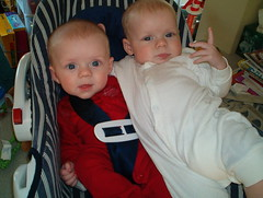 Liam and Daniel