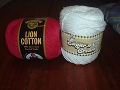 Cotton for Yule presents