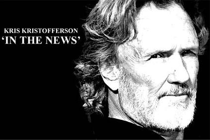 Kris Kristofferson - In the News