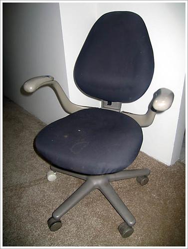heavy swivel chair