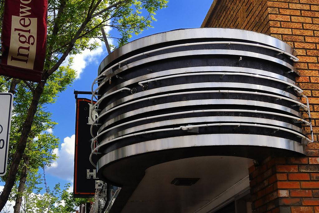Art Deco Storefront