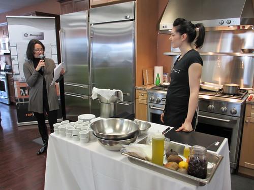 Connie DeSousa at Appliances Unlimited