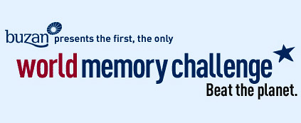 World Memory Challenge
