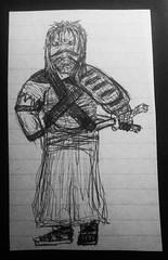 Scruffy Ninja