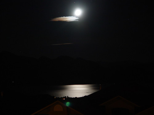 The Moon Upon the Water