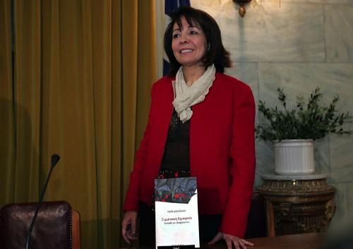 Μαρία Δαμανάκη Βουλή