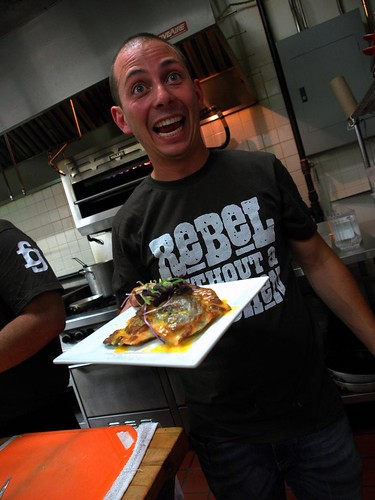 Chef Matt Basile's Bulgogi Ravioli