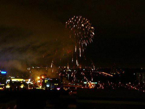 Merdeka Fireworks 13