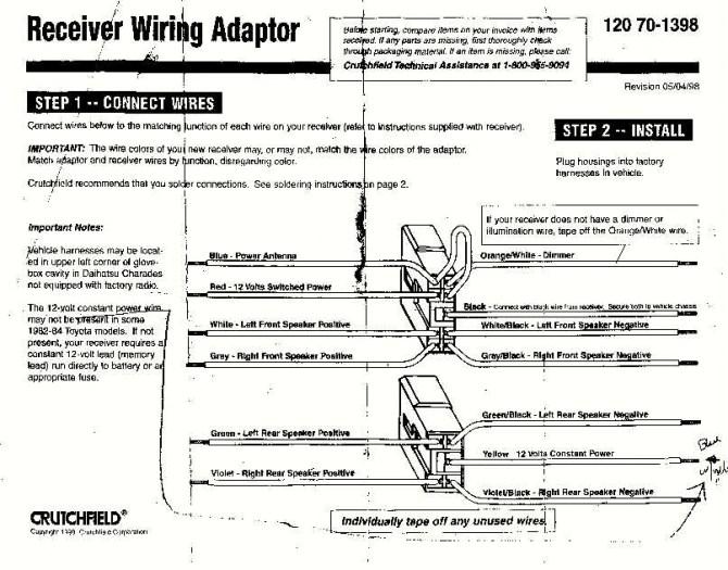 scosche loc2sl wiring diagram  85 gmc wiring diagram  code