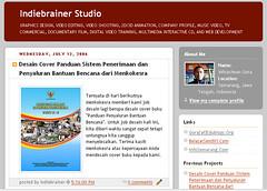 Indiebrainer Studio's Weblog