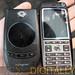 Cingular 3125 next to HTC MTeor