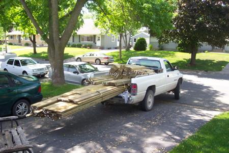 Get Lots of Wood