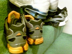 My Adidas A3's
