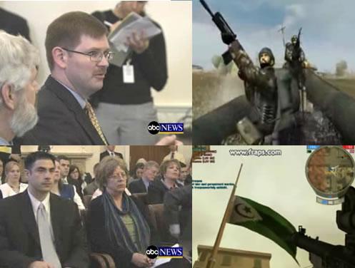 Terrorists using Battlefields 2?