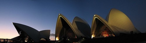 Australia, Sydney: Oprah's House?