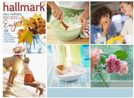 Introducing Hallmark Magazine!