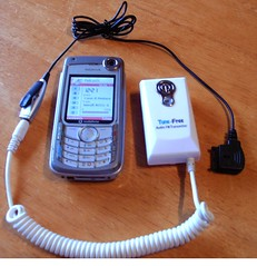 Listening to Podcasts on a Mobile Phone