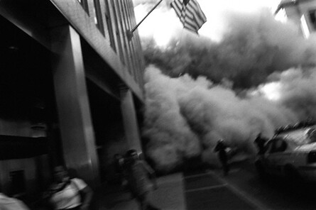 Manhattan, NYC - September 11, 2001