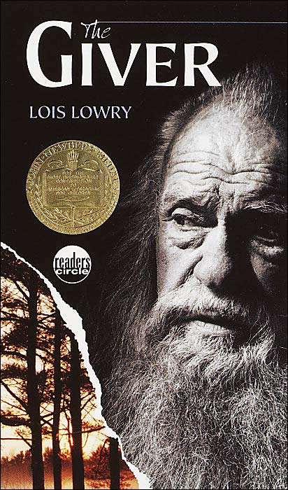 The Giver's cover