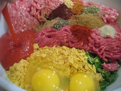 Southwestern Meatloaf