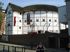 The sock at the Globe.