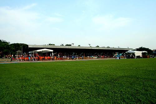 Supporter Stands