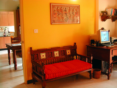 decor8 reader spaces: Tour Archana's Vibrant Home in India
