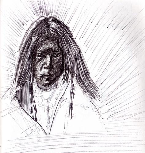 Nalin, Apache Girl Study