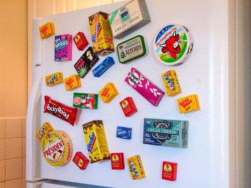 candy magnets