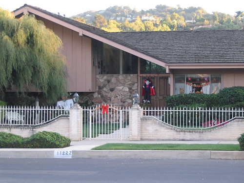 Brady Bunch house 2006