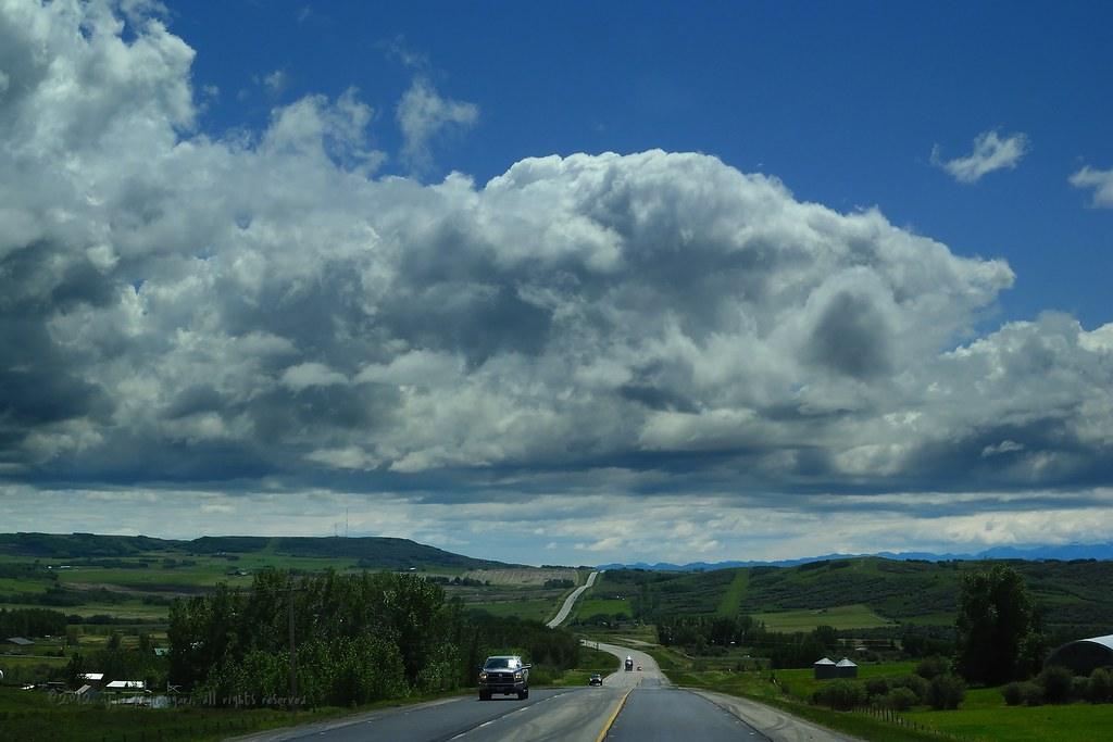To The Porcupine Hills