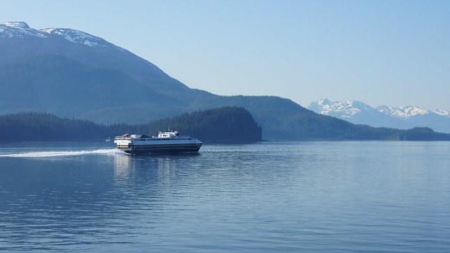 M/V Fairweather fast ferry