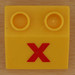 Educational Brick letter x