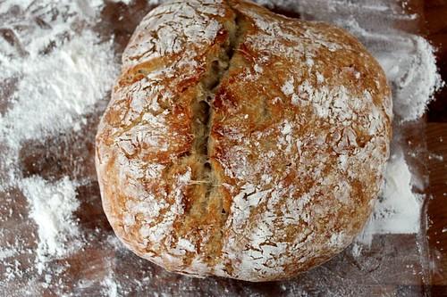 Easy Rustic Bread_1