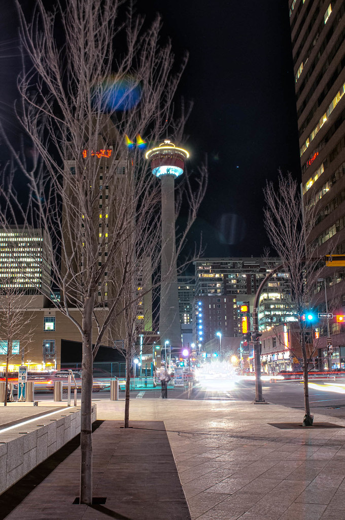 Center Street Tower