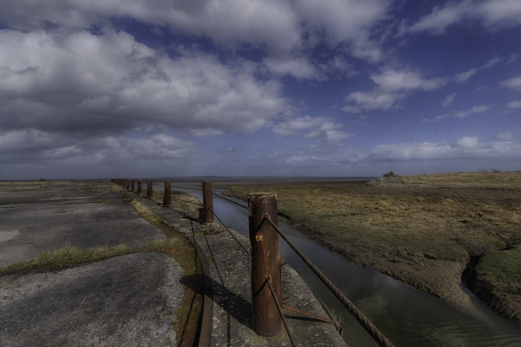 Point of Ayr Dock