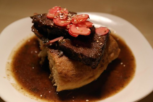 Making Chef Ilona Daniel's Korean-style Braised Beef Cheeks