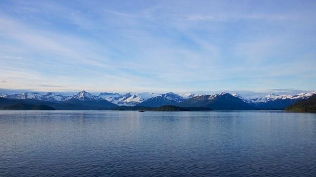 Arriving in Juneau