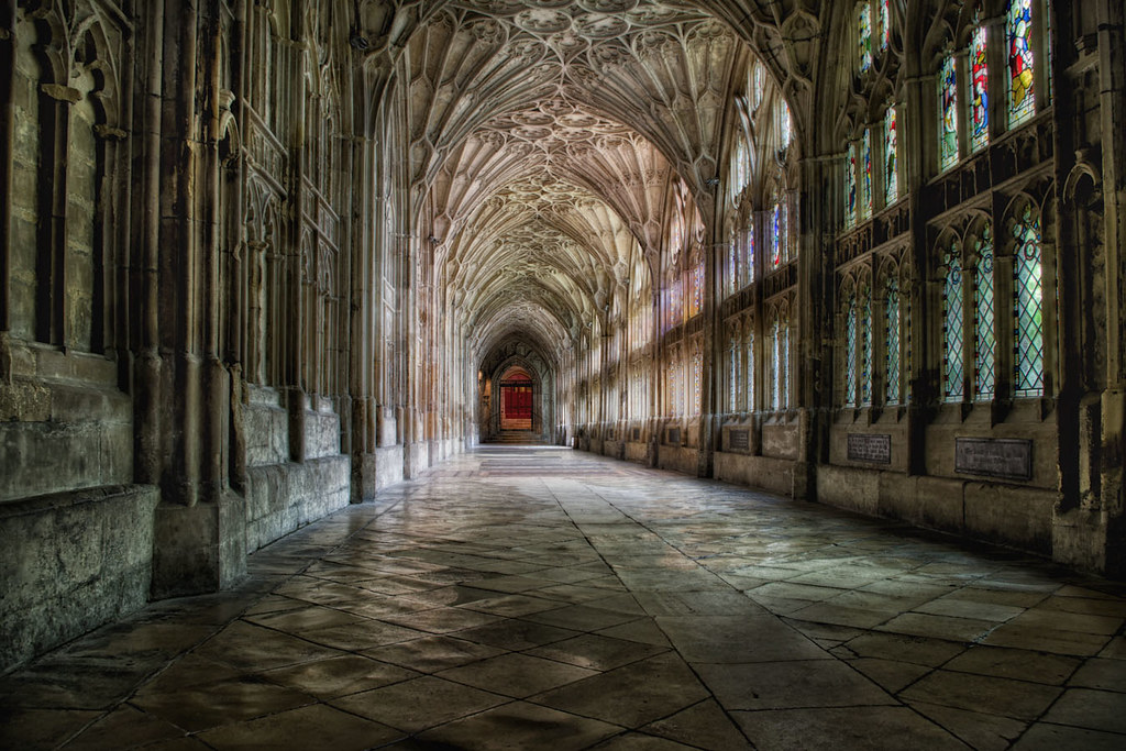 gloucester cathedral � say it with a camera
