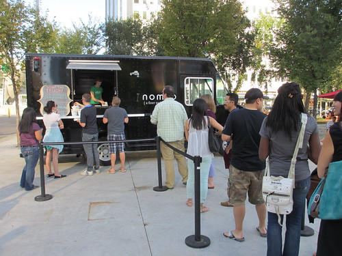 What the Truck?! at Churchill Square