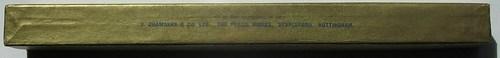 1953 Coronation Pencil - Box Closed